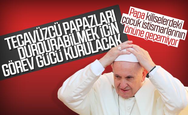Vatikan, çocuk istismarına karşı görev gücü kuruyor