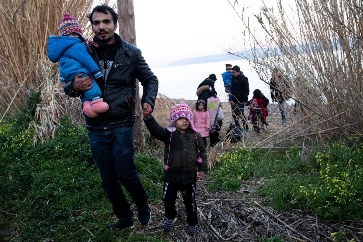 Avrupa basını: Sınırda insanlık batıyor