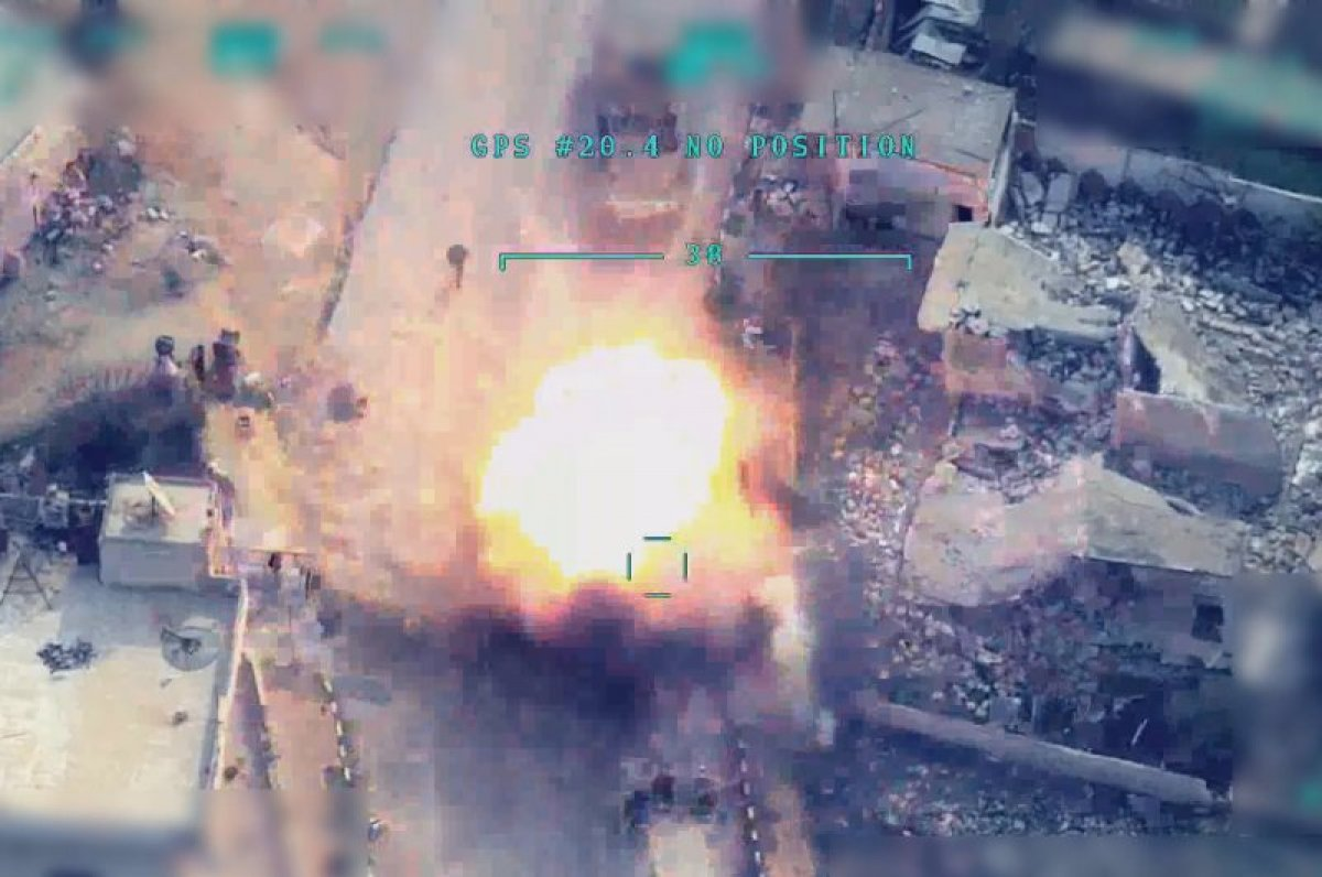İsrail basını: Türk drone'ları İdlib'de devrim yaptı