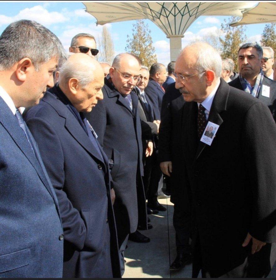 Bahçeli: Kılıçdaroğlu'nun elini sıkmam