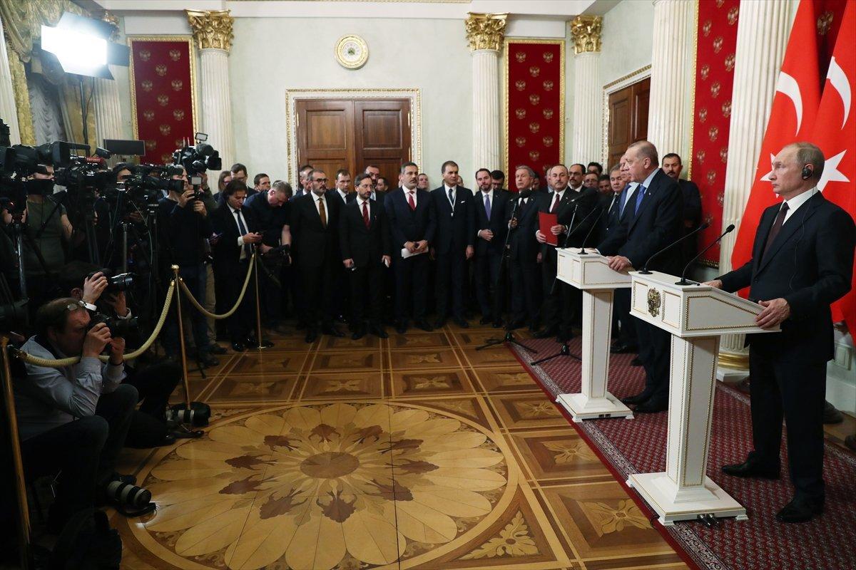 Türkiye ile Rusya arasında anlaşma sağlandı