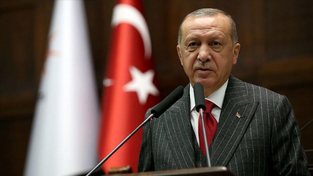 Erdoğan'dan Rusya dönüşü açıklamalar