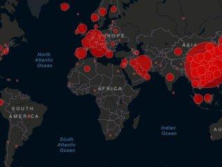 Dünya genelindeki koronavirüs bilançosu artıyor