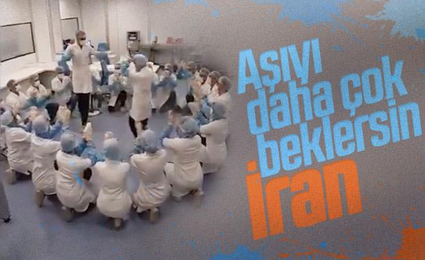 İranlı doktorlar halaydan vazgeçemedi
