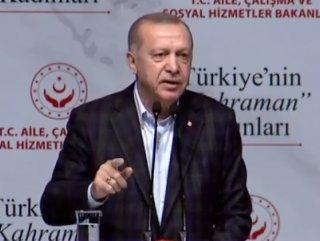 Erdoğan'dan Yunanistan'a 'kapıları aç' çağrısı