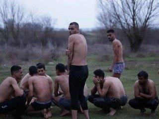 Türkiye bizi düşünmedi diyen Suriyeli sınırda bekliyor