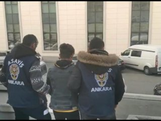 Ankara'da emekli tuğgenerali dolandıran 2 şahıs yakalandı