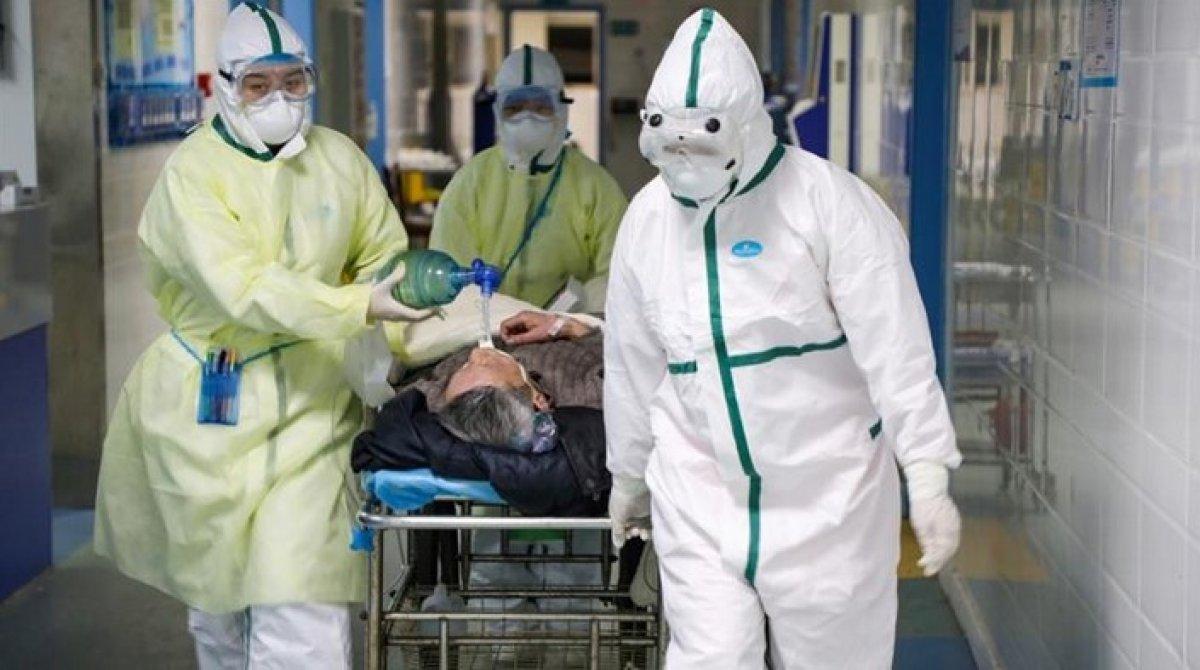 100 yaşındaki Çinli, koronavirüsü yendi