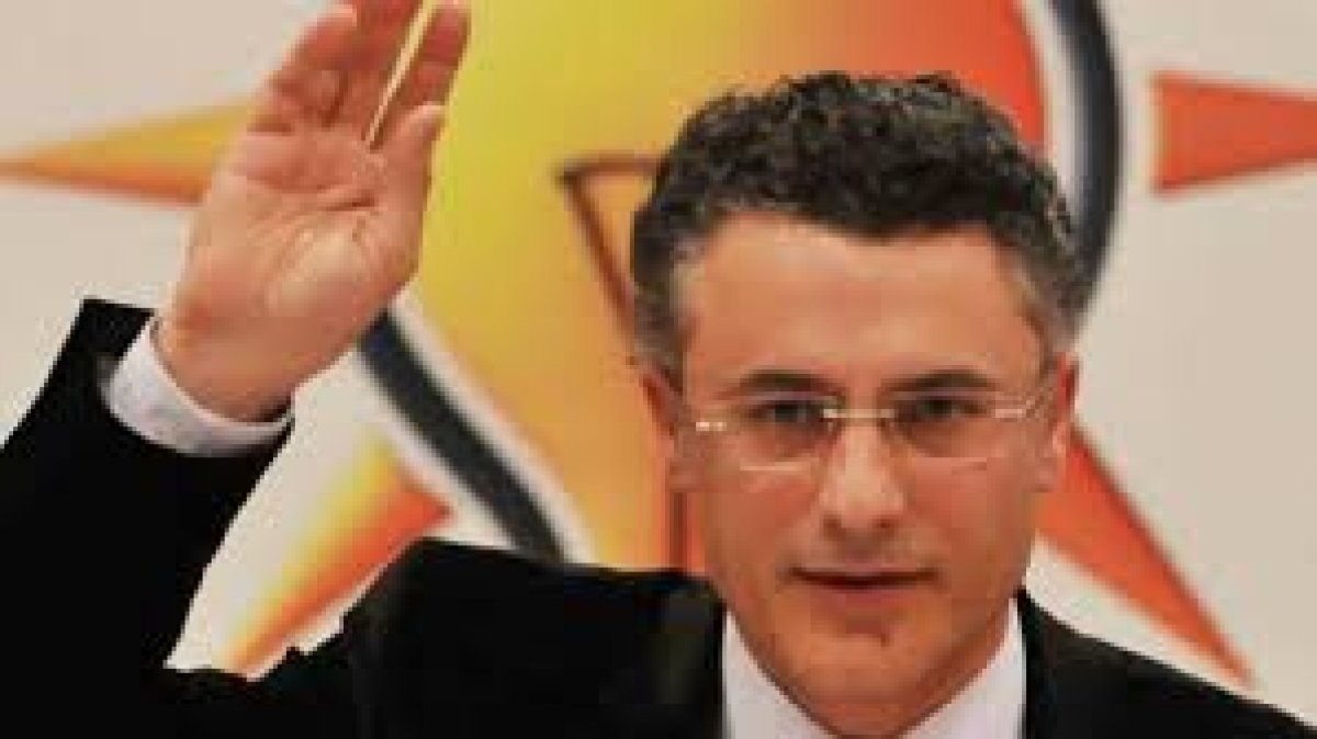 Ali Babacan partiyi kurmadan ilk istifa geldi