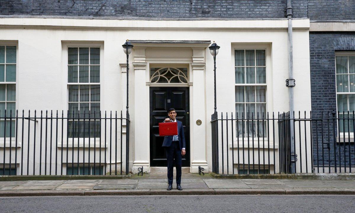 İngiltere'den koronaya karşı 30 milyar sterlinlik paket