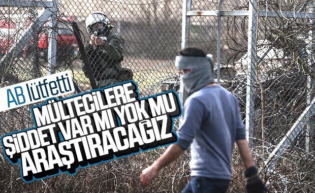 AB'den Yunanistan'a: Sığınmacılara şiddeti soruşturun