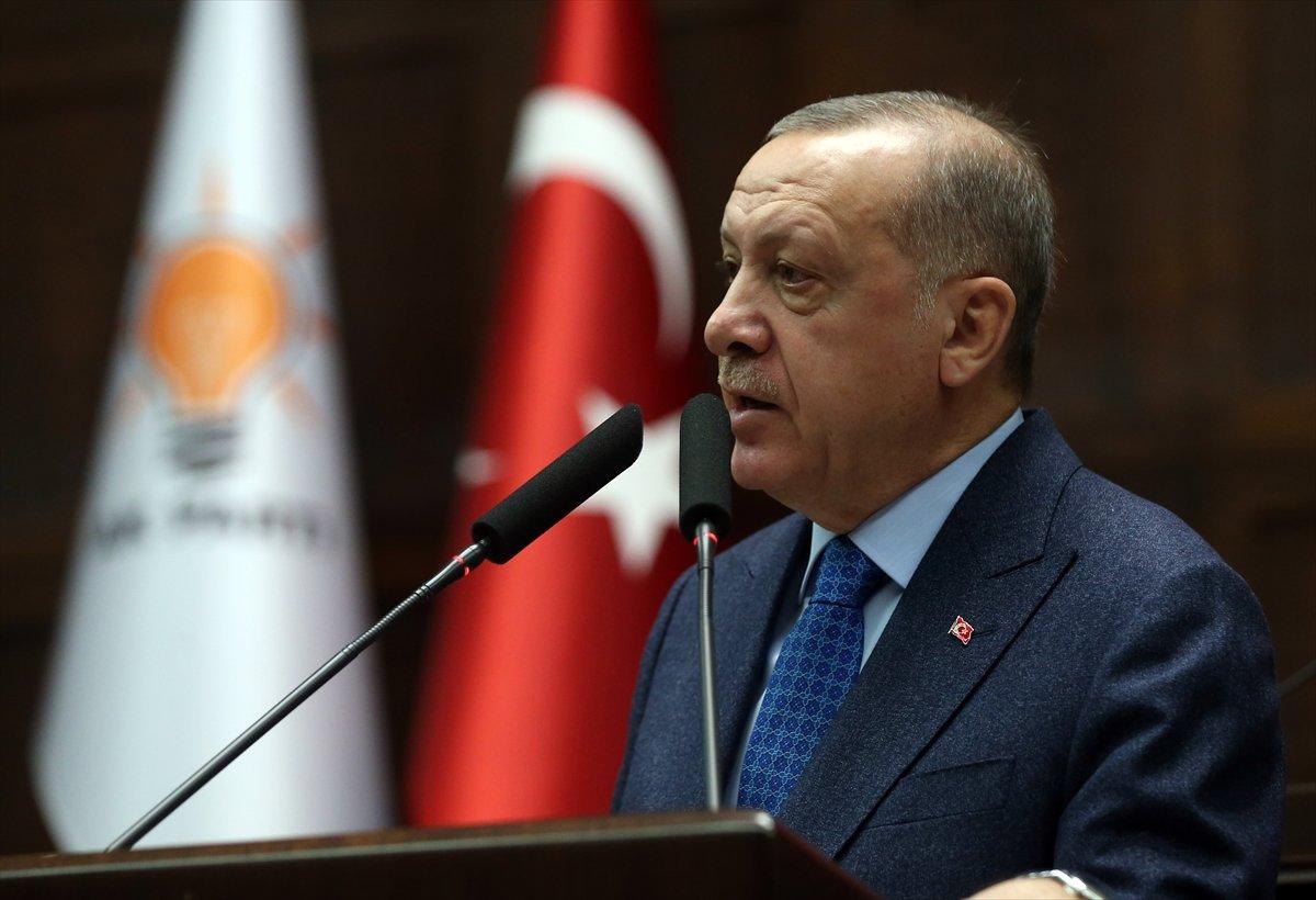 Cumhurbaşkanı Erdoğan: Uzaktan selamlaşalım