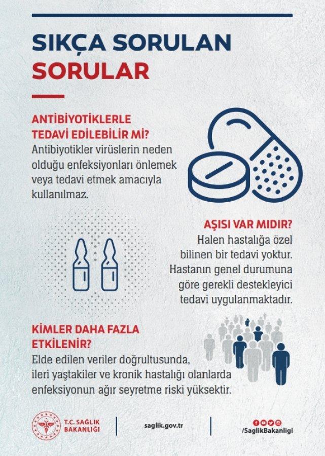 Koronavirüs hakkında bilmemiz gerekenler