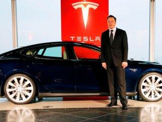 Tesla, 1 milyon elektrikli araba üreten ilk şirket oldu