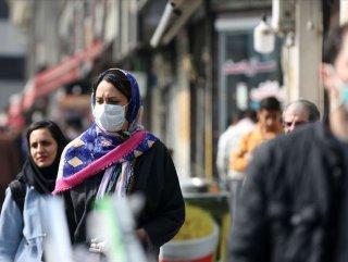 İran'da koronadan 75 kişi daha öldü