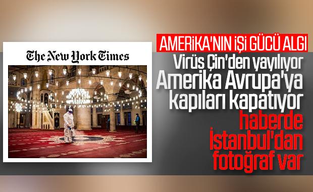 NY Times, Türkiye üzerinden algı operasyonu yaptı