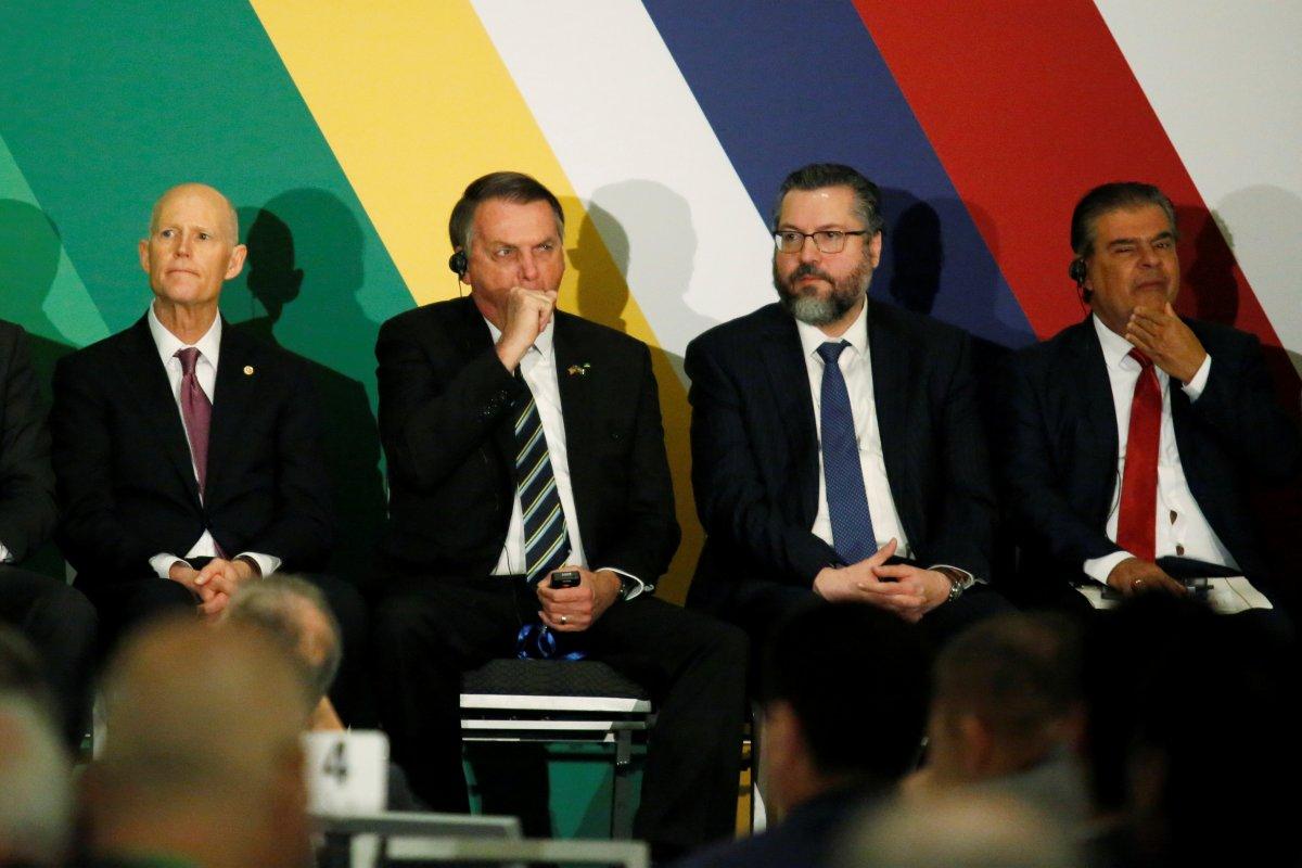 Brezilya Devlet Başkanı korona şüphesiyle gözlem altında
