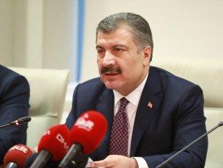 Türkiye'de koronavirüs vakası 5'e yükseldi