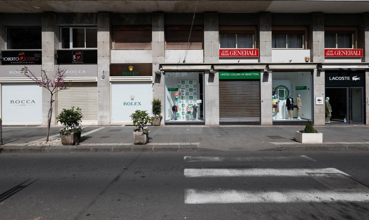 İtalya'da koronadan ölenlerin sayısı bin 441'e yükseldi