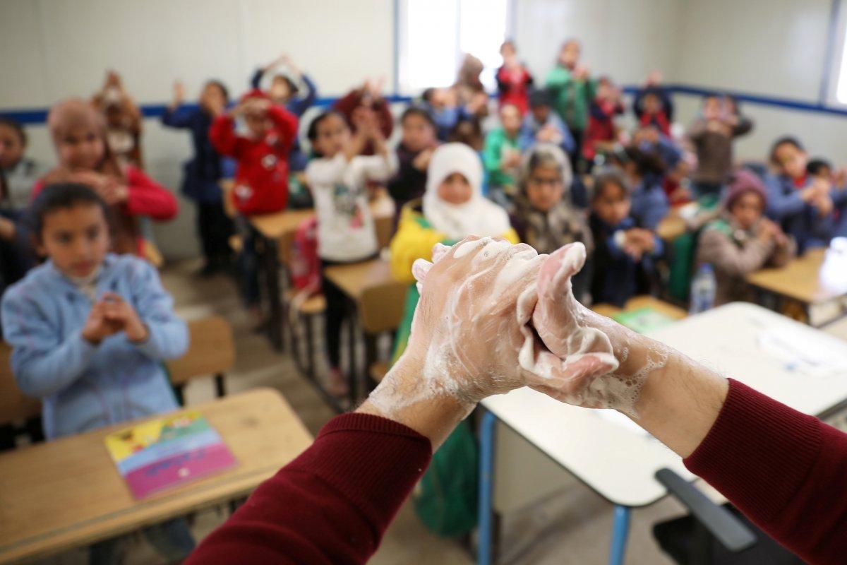 UNICEF: 3 milyar insan, evinde ellerini yıkayamıyor