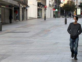 İspanya'da gereksiz sokağa çıkanlara para cezası