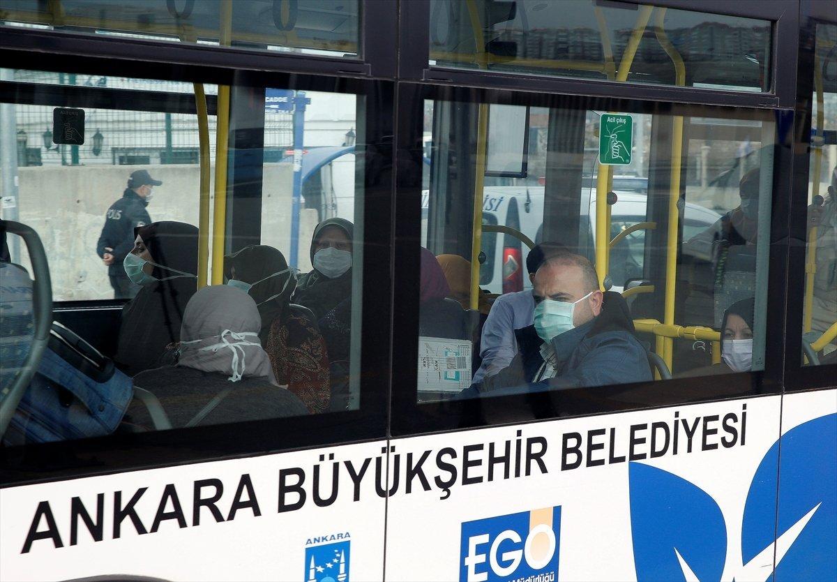 Ankara Valisi Şahin: 5 kişide korona semptomları gözlendi
