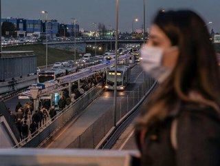 Koronavirüs nedeniyle toplu taşıma yüzde 30'a düştü
