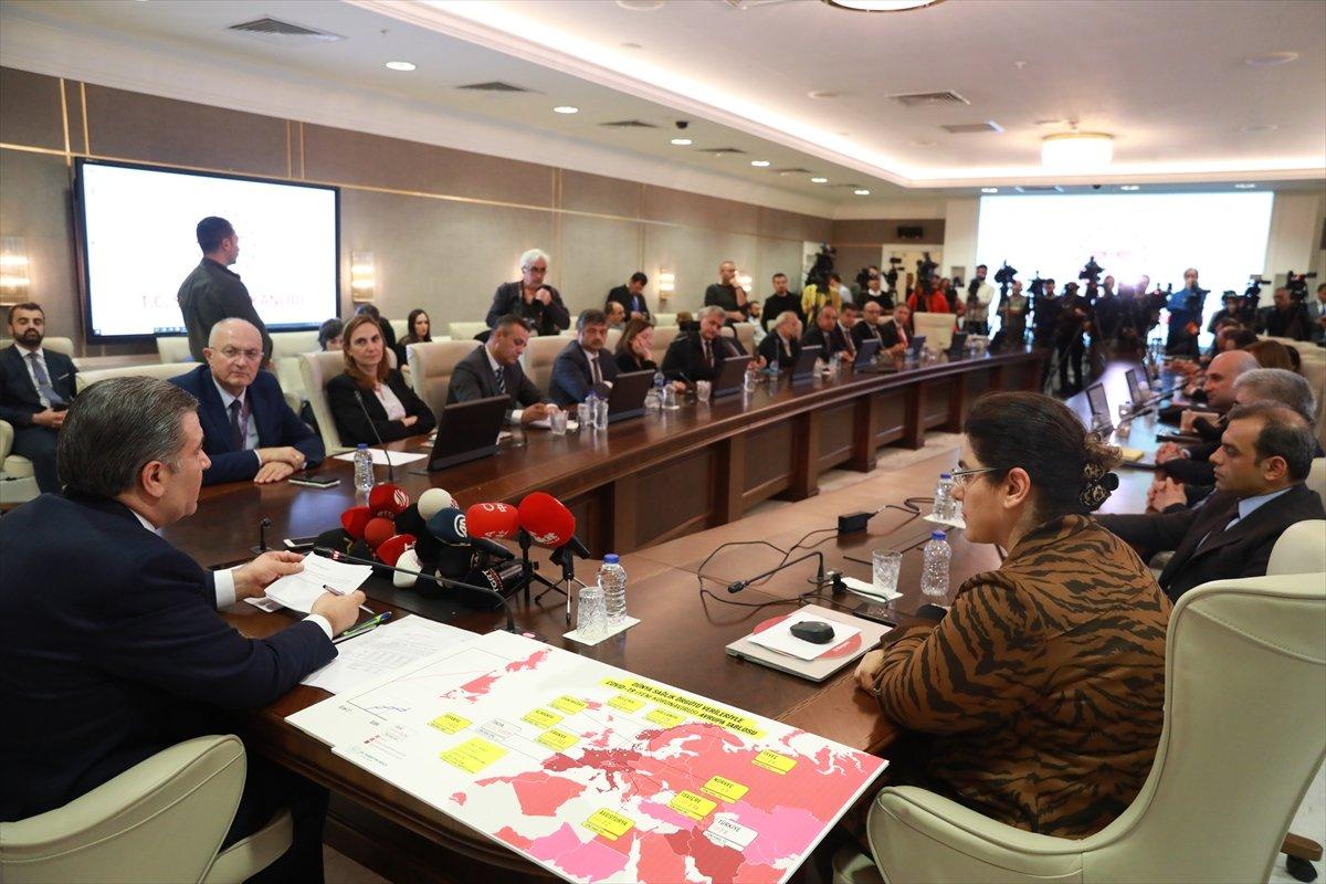 Sağlık Bakanı Koca: Koronavirüs vaka sayısı 47´ye yükseldi