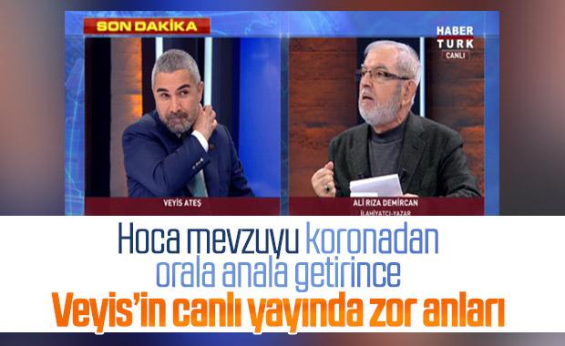 Ali Rıza Demircan'ın korona uyarısı: Anal seksten uzak durun