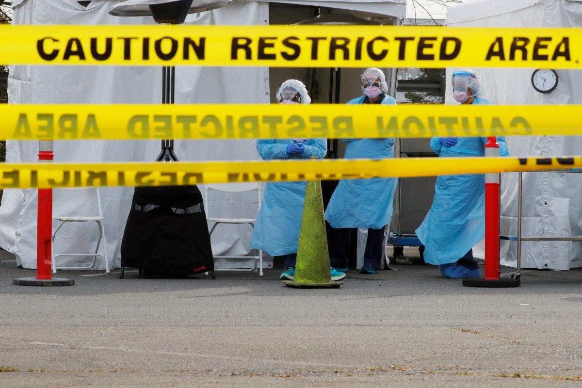 ABD'de koronavirüs salgını, tüm eyaletlere yayıldı