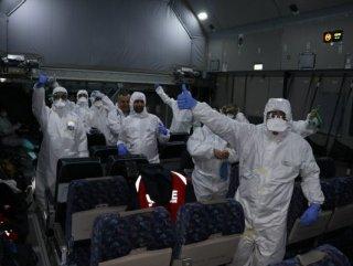 Türkiye'nin korona sonrası tahliye başarısı