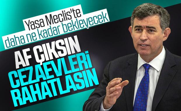 Metin Feyzioğlu'ndan af talebi