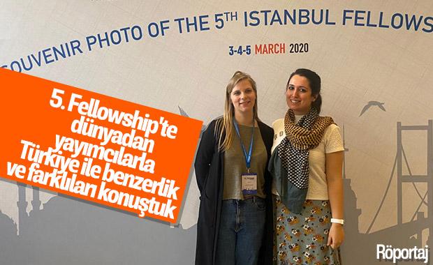 Dünyada ve Türkiye'de yayımcılığı kıyaslıyoruz