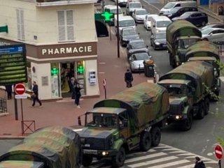 3 ülkede ordu korona sonrası sokağa indi