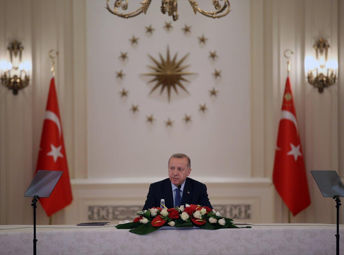 Erdoğan'ın AVM'lerin kapatılmasına dair görüşü
