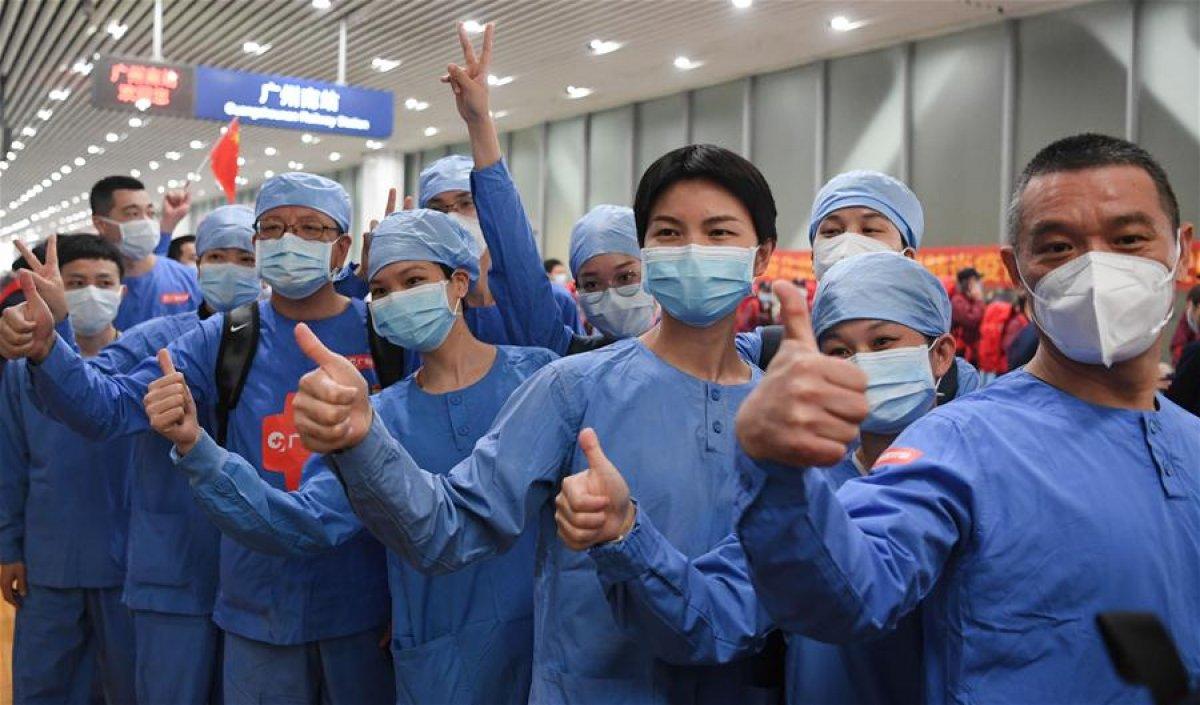 Çin'de 3 gündür korona vakası yok