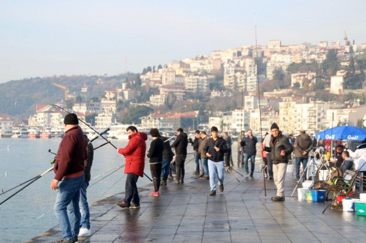 İstanbul'da evde kal çağrısına uymayanlar var