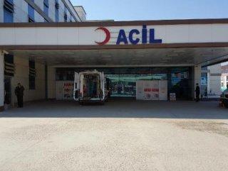 Düzce'de doktoru darbeden şahıs gözaltına alındı