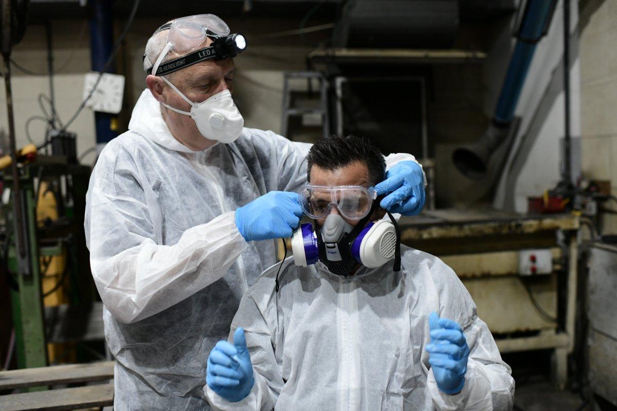İsrail'de koronavirüs vaka sayısı 945'e çıktı