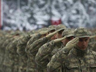 Eğitim birliklerine yeni katılan askerlere 14 gün karantina
