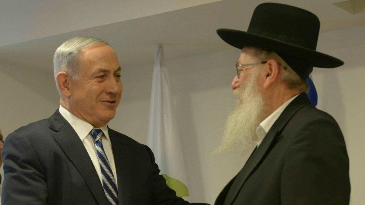 İsrail koronanın geçmesi için Mesih'i bekliyor