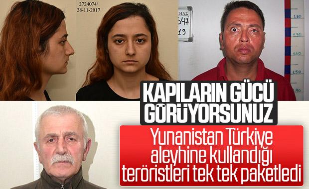 Atina'da terör örgütü DHKP-C'ye yönelik operasyon