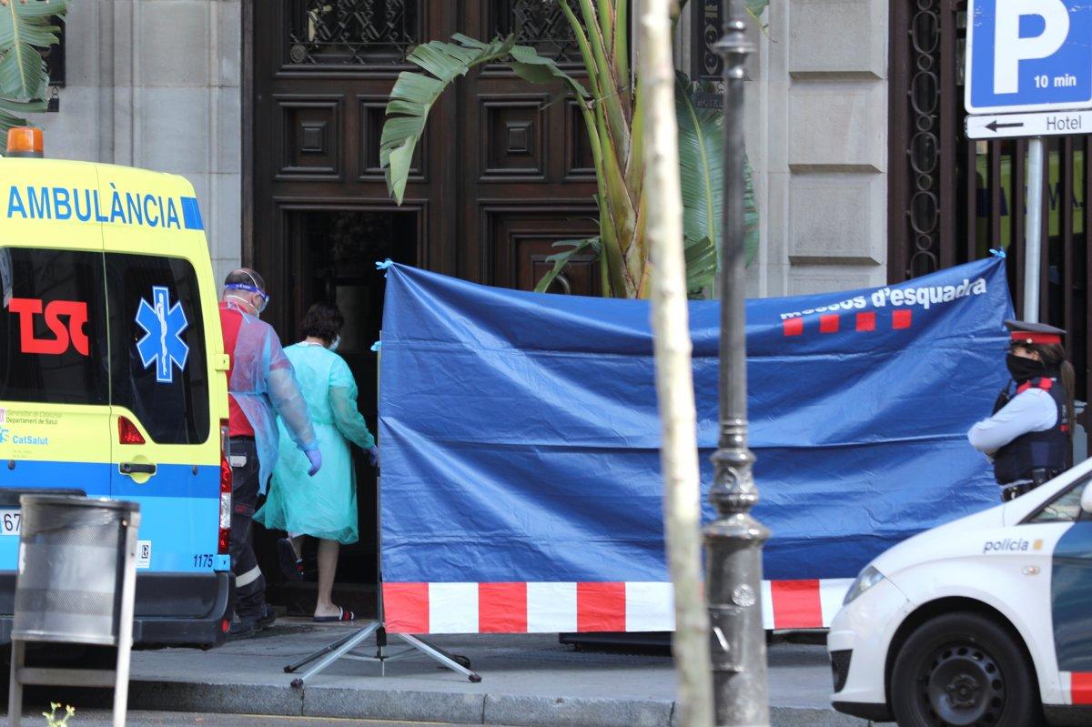 İspanya'da can kaybı 3 bin 434'e yükseldi