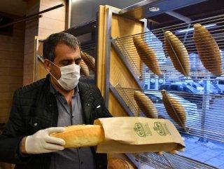 Ekmekler artık ambalajsız satılamayacak