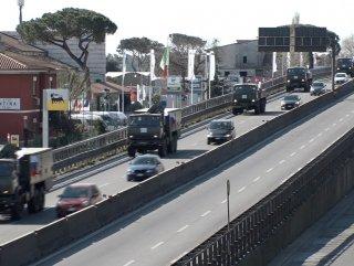 Rusya'nın tıbbi yardımı İtalya'ya ulaştı #1
