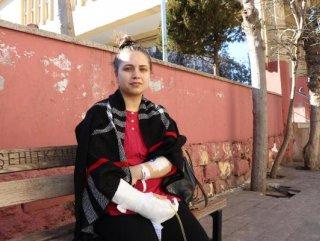 Sağlık memuru kadını bıçaklayan kayınpeder tutuklandı