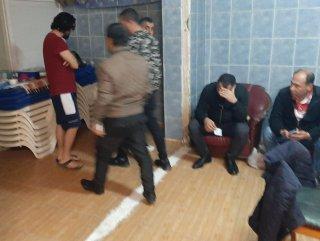 Hamamı kahvehaneye çevirdiler: 47 bin lira ceza