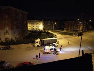 Konya'da kaza yerine giden sağlık görevlileri darbedildi #1
