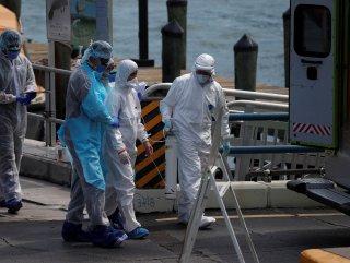 Fransa'da koronadan son 24 saatte 365 ölüm