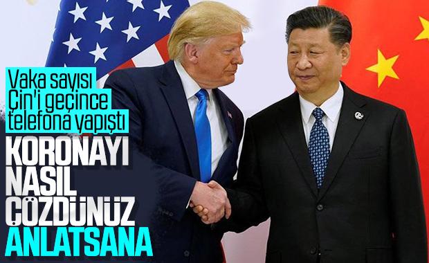 ABD ile Çin arasında korona görüşmesi